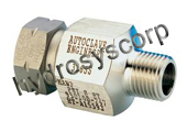 High Pressure Adapters and Couplings
